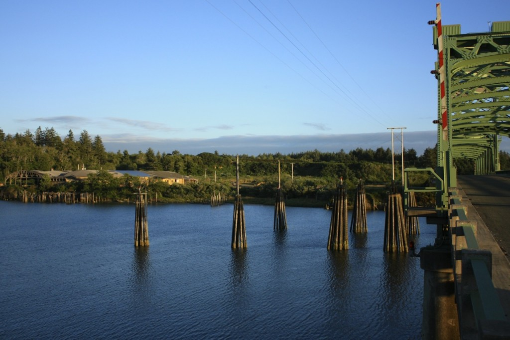 Coquille River Bridge (Bandon, OR)